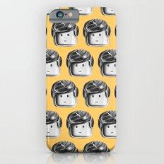 Minifigure Pattern – Yellow Slim Case iPhone 6s