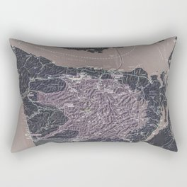 Olympic Peninsula Rectangular Pillow
