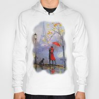 romantic Hoodies featuring Romantic by OLHADARCHUK