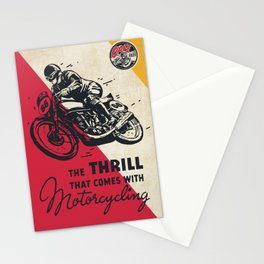 The Thrill Stationery Cards
