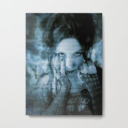 Eternal Outsider Metal Print