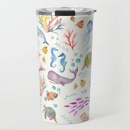 Flip & Flounder Travel Mug