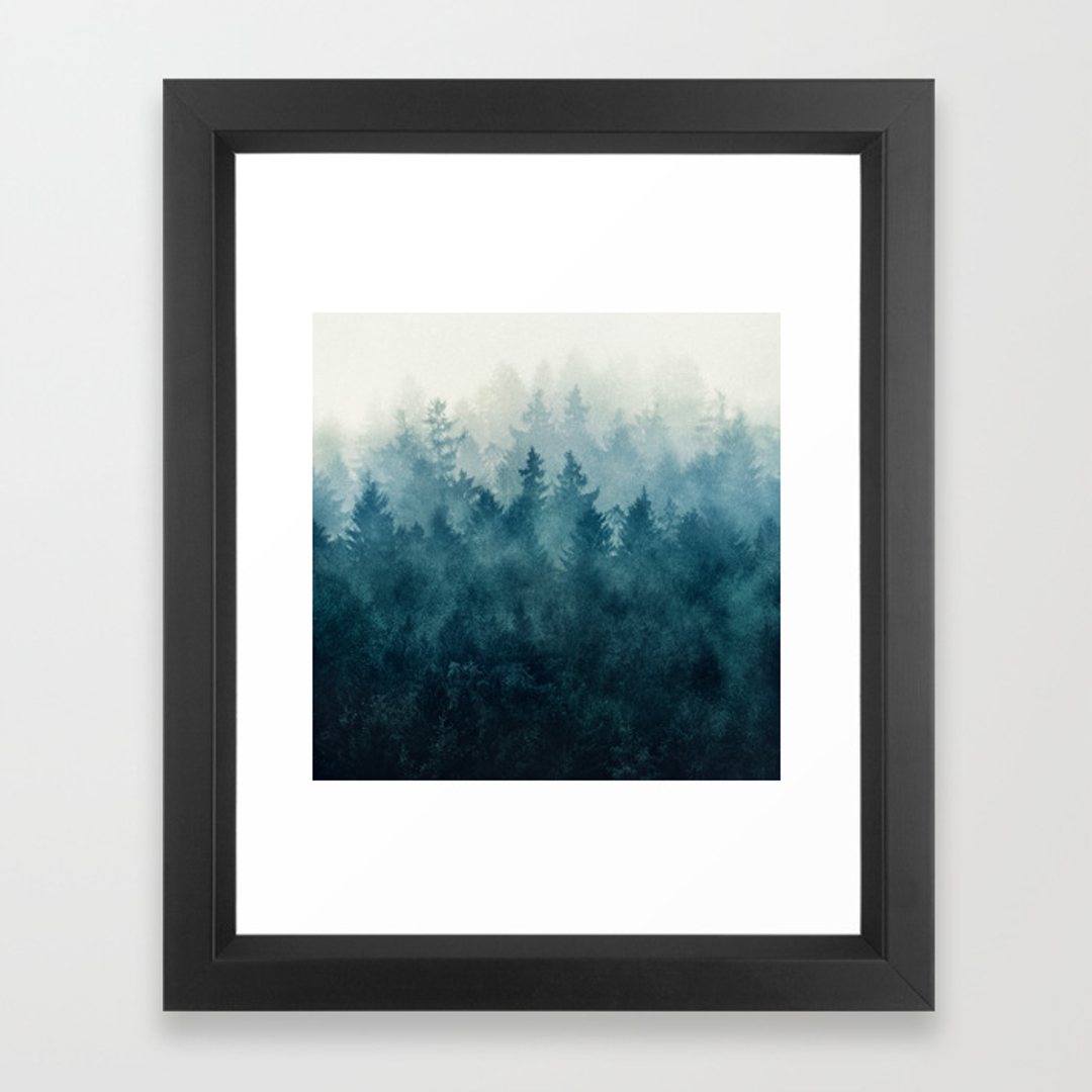 nature framed art prints society6