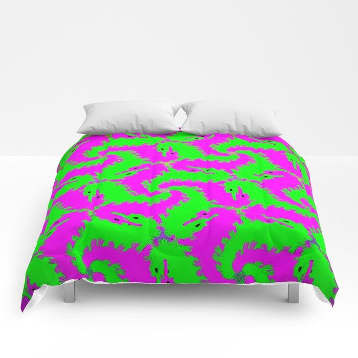 little dragons Comforters