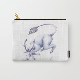Eternal Deer Carry-All Pouch