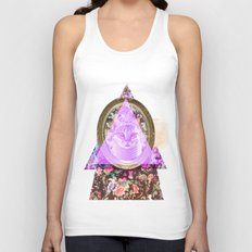 Mirror mirror on the wall who's the fairest of them all Unisex Tank Top