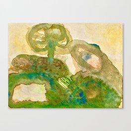 Burrow in Pennsylvania Countryside Canvas Print