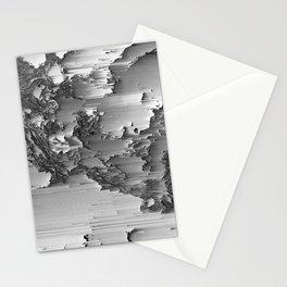 Japanese Glitch Art No.3 Stationery Cards