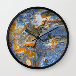 Number 31 Wall Clock