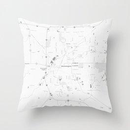 Bloomington Throw Pillow