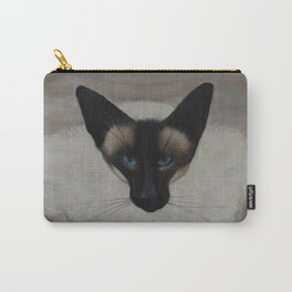 The Siamese Cat Carry-All Pouch
