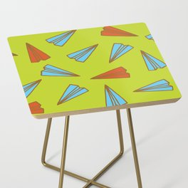 Paper Planes Side Table