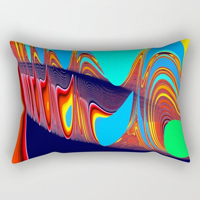ribs Rectangular Pillow