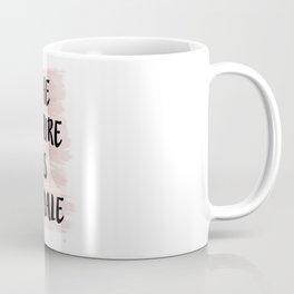 Future is Female Coffee Mug