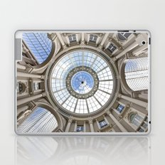 Blue Window Laptop & iPad Skin