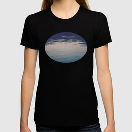 Ombre Lake Ripples T-shirt