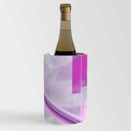 Psychedelic Paradise Wine Chiller