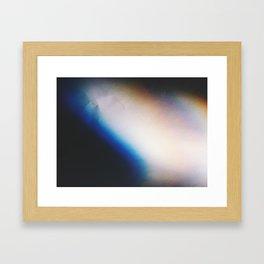 Window Rainbows no.1 Framed Art Print
