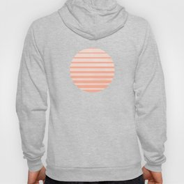 The Sweet Life Collection - Peach Coral Sun Gradient Hoody