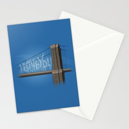 A Message In a Web Stationery Cards