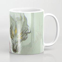He Walks Alone Coffee Mug
