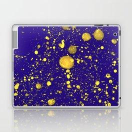 Blue Adagio Laptop & iPad Skin