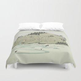 Hibernature Duvet Cover