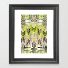 Arrow Neo Framed Art Print