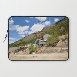 The Mayflower/Shenandoah-Dives Mill of the Colorado Gold and Silver Rush Laptop Sleeve