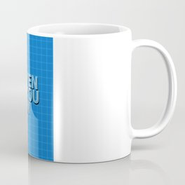 """Fringe """"You Don't Even Know What You Don't Know"""" Coffee Mug"""