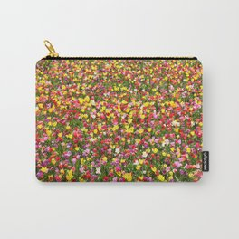 Tulips Tulips Tulips Carry-All Pouch