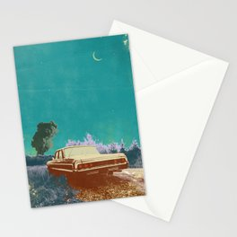 EVENING EXPLOSION Stationery Cards