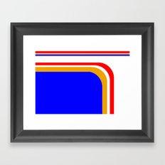 RennSport vintage veries #4 Framed Art Print