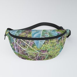 Budding in the rainforest Fanny Pack
