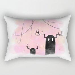 Travelers Rectangular Pillow
