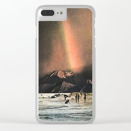 The Bay Clear iPhone Case