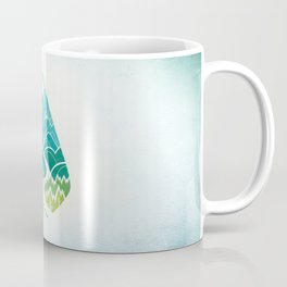 The Road Goes Ever On: Summer Coffee Mug