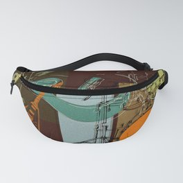 The Band Fanny Pack