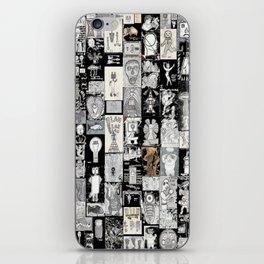 Kettle O BLK iPhone Skin