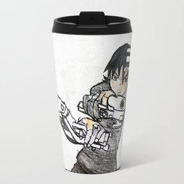 Death the kid Travel Mug
