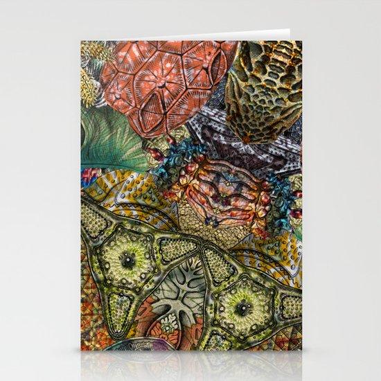 Psychedelic Botanical 1 Stationery Cards