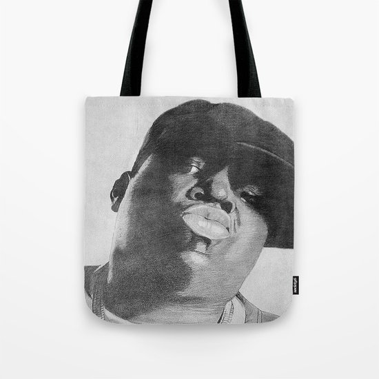 Notorious B.I.G Tote Bag