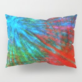 Abstract Big Bangs 001 Pillow Sham