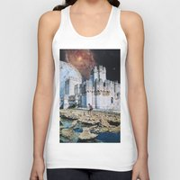 team fortress Tank Tops featuring Fortress by John Turck