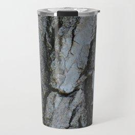 TEXTURES -- Fremont Cottonwood Bark Travel Mug