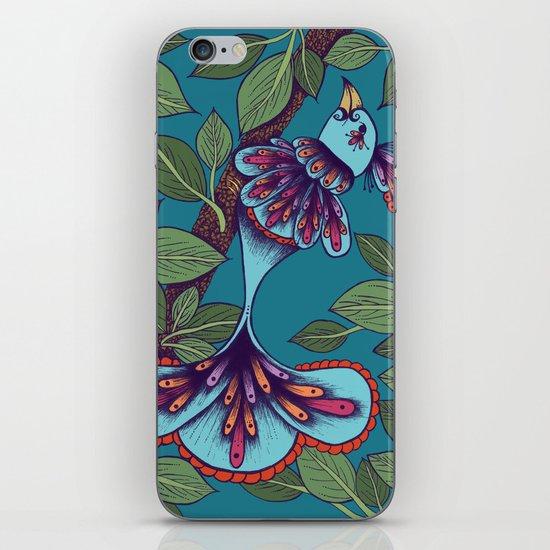 Butterfly Bird iPhone & iPod Skin