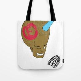 EGO Liberty Spikes Tote Bag