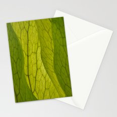 Inside the Leaf! Stationery Cards