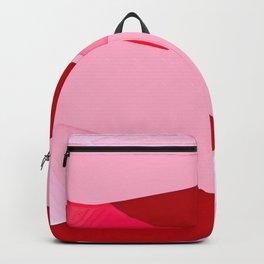 Pink Waves Backpack