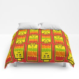 Charge your imagination! Comforters